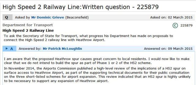 Heathrow spur 09032015