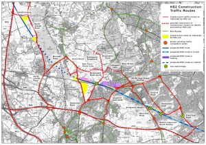 traffic map
